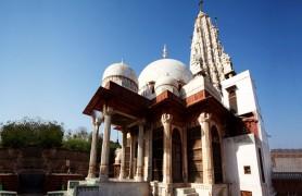 Shri Laxminath Temple Bikaner