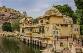 Shukh Mahal Bundi Kota Rajasthan