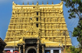 Sree Padmanabhaswamy Temple, Kerala