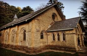 St Johns Church  Dalhousie