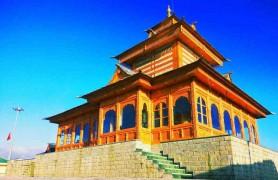 About Tara Devi Temple