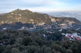 Tiffin Top, Nainital