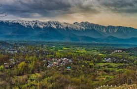 Verinag, Jammu And Kashmir, India