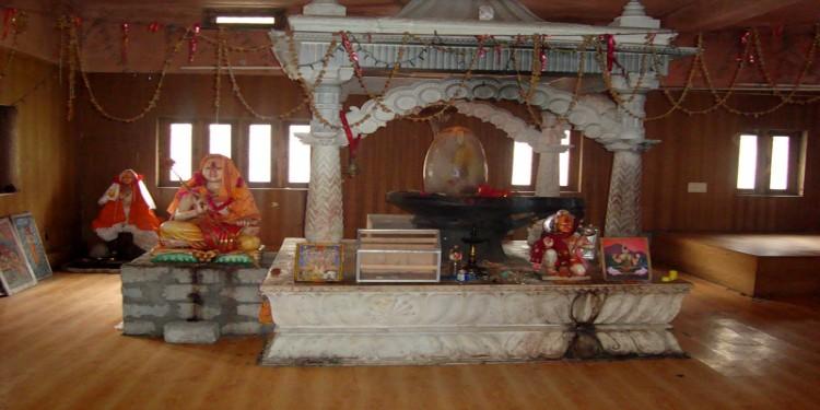 Adi Guru Shankaracharya Samadhi, Kedarnath
