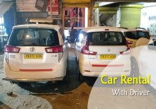 Car Rental in Chandigarh with Driver