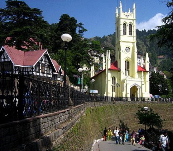 Shimla Pictures Himachal