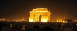 Japji Travel india gate Picture in june month