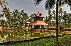 Kathakali Centre, Kerala