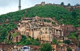 Taragarh Fort Bundi Kota Rajasthan