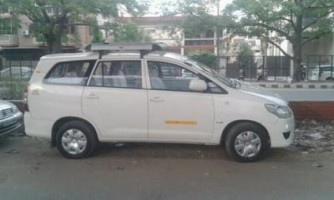 Toyota Innova Car Rentals in Delhi