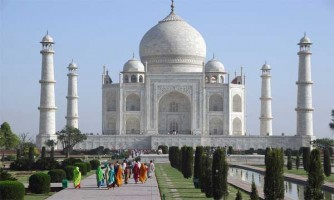 Weekend Agra Taj Mahal Trip