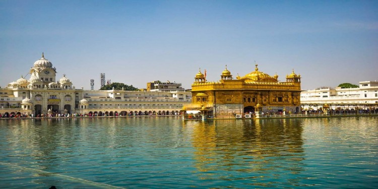 Luxury Golden Temple Package