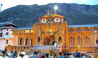 Do Dham Kedarnath Badrinath Tour Package