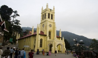 Shimla and Delhi Tour