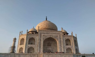 Agra By Car From Delhi
