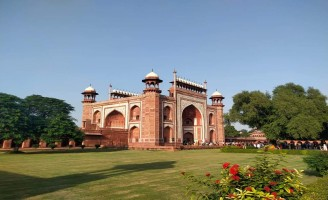 explore rajasthan with agra tour
