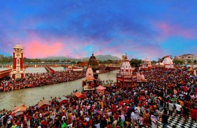 Haridwar with Golden Triangle