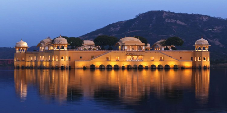 Golden Triangle With Luxury Hotels