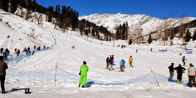 The Best Delhi Kalka Shimla Manali Tour