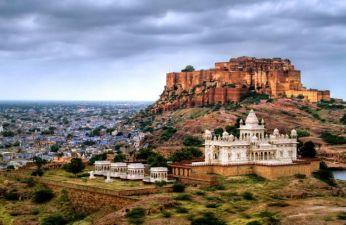 Taj Mahal With Rajasthan Tour Package India