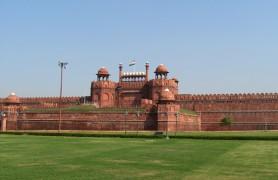Red Fort , Old Delhi