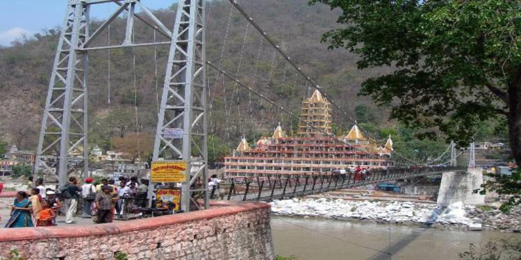 Golden Triangle With Haridwar Rishikesh Tour
