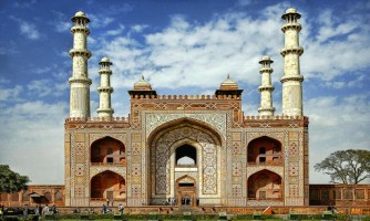 Agra Tour With Delhi Sightseeing