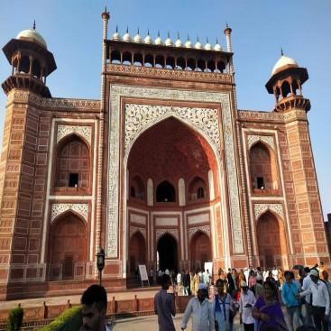 Taj Mahal Golden Triangle Tour