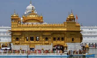 Delhi To Golden Temple Tour Taxi Price