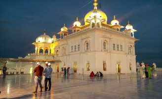 luxury golden temple package