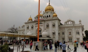 Golden Triangle Package With 5 Star Hotels