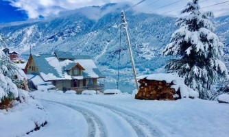 New Year Manali Package 2020