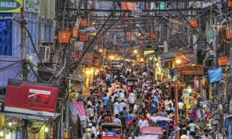 1 Day Private Tour of Old Delhi
