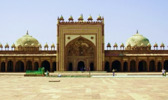 5 Days Agra Jaipur With Sariska Trip