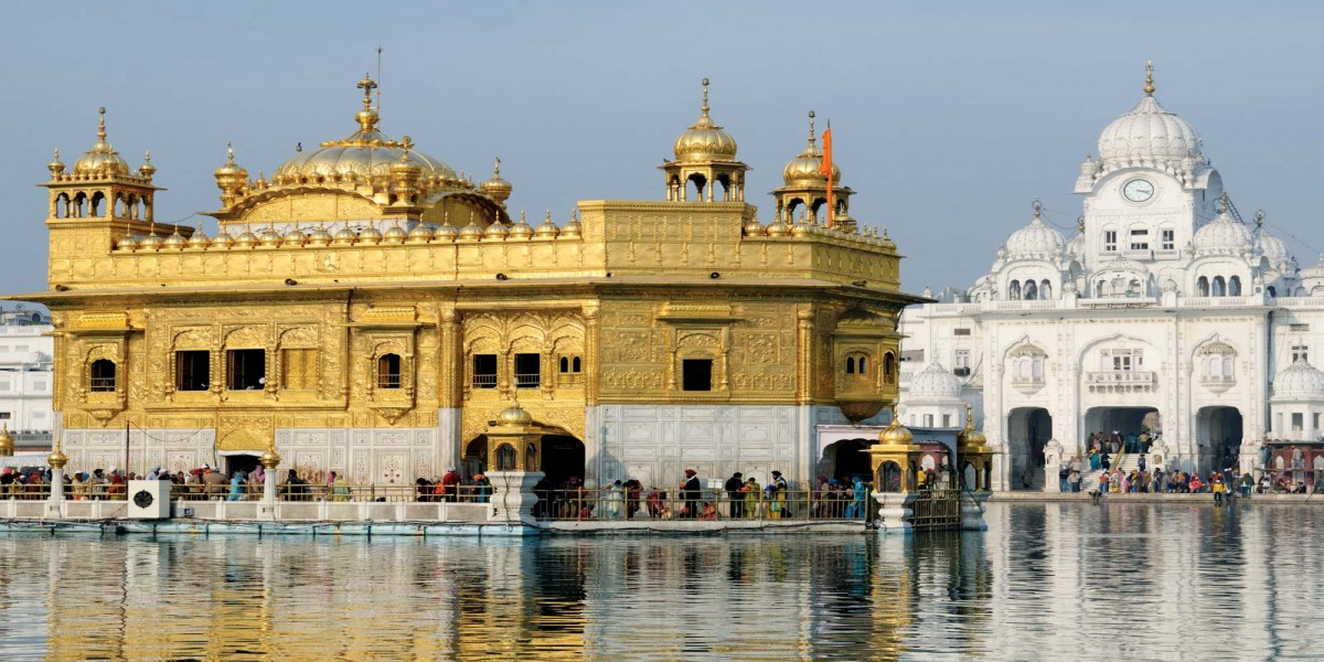 Golden Temple Tour Package India