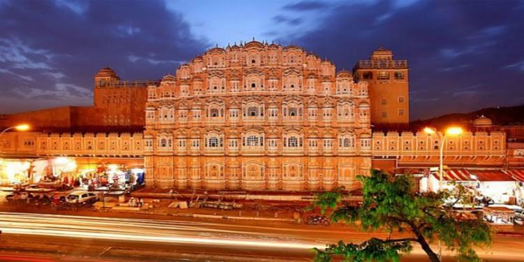 2 Days Trip To Jaipur Agra