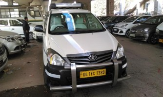 Chandigarh to Manali Innova Fare