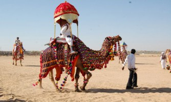 8 Days Agra Jaipur Bikaner Package