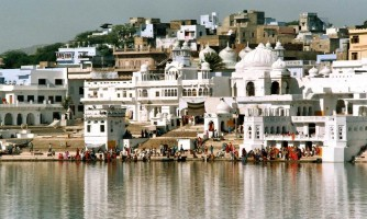 7 Days Golden Triangle With Camel Safari