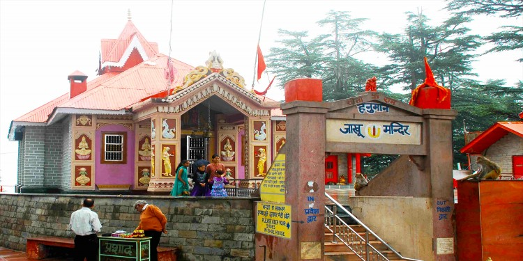 About Jakhoo Hill Shimla