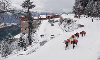 5 Days Delhi Shimla Manali Tour