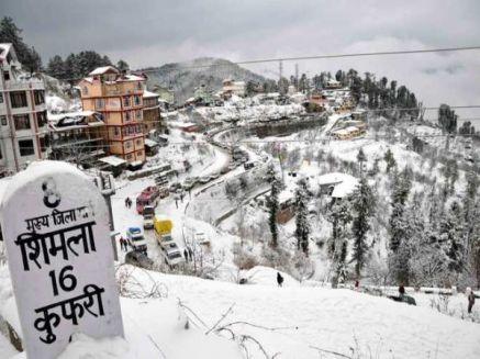 Golden Trangle with Shimla Manali