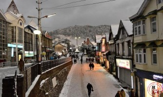 Chandigarh Shimla Manali Tour