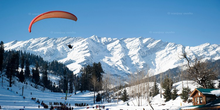 Chandigarh Manali and Shimla Tour