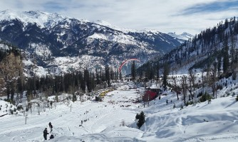 Manali Special Honeymoon Package
