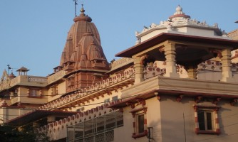 Delhi Jaipur Agra With Mathura Temple Tour