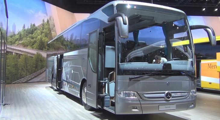Mercedes Benz Coach