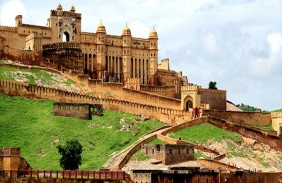 Golden Triangle With Rajasthan Tour Package