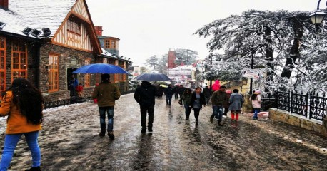 Shimla Manali Chandigarh