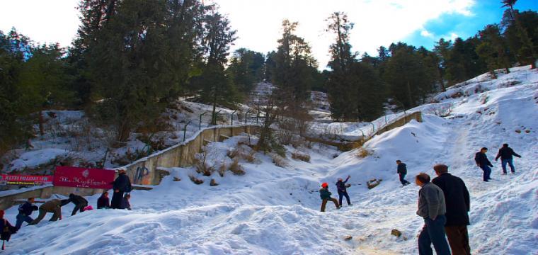 Delhi Shimla Manali Himachal Tour